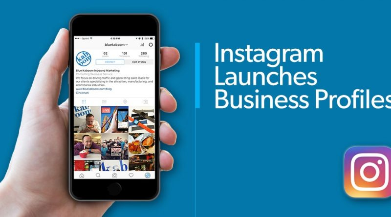 Instagram Business hesap